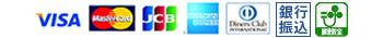VISA/MASTER/JCB/DAINER/AMEX